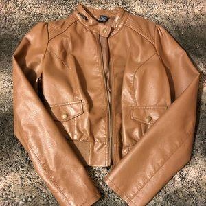 Rue 21 Faux Leather Jacket